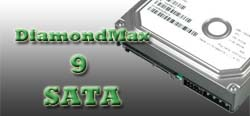 Maxtor DiamondMax Plus 9 SATA Series